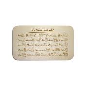 Breakfast Board 'ABC Alphabet' 22x12 cm – Back To School