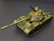 Miniart 1/35 T-54A Soviet Tank with Interior # 37009
