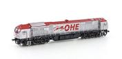 TT ME II Diesel Locomotive Blue Tiger OHE EP. V