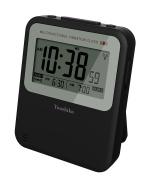Youshiko Multifuction Radio Control ( UK Version ) Silent Vibrating Dual Alarm Clock