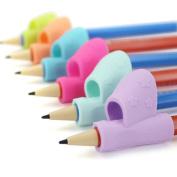 3PCS/Set Pencil Grips for Kids Pencil Holder Pen Writing Aid Grip Posture Correction Tool