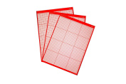 1 A3 Non Slip Professional CUTTING MAT Cutter Plotter Craft Sticky Printed Grid