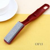 YPS Kitchen knife sharpener hone with long handle kitchen 214*26mm