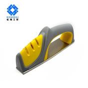 YPS Household stainless steel knife sharpener sharpening tool hand-non-slip