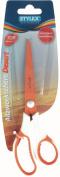 Stylex 42726 Orange multi-purpose scissors, stainless steel with non-stick blade, 24 x 8.5 x 1.2 cm