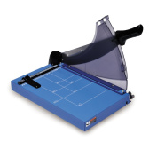 KW-Trio 13040 Guillotine Cutter, Paper Trimmer, Photo Cutter A4 350 mm/40 Sheets