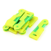 Sewing Automatic Needle Threader Thread Guide 8pcs Green Yellow
