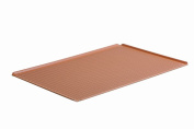 Gastlando – GN 2/1, Perforated, Silicone Baking Sheet 10 mm High