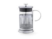 Leopold Vienna Coffee Maker Chrome, Silver, 800 ml