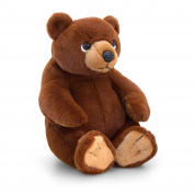 Keel Grizzly Bear 25Cm