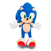 Soft and Durable Sonic The Hedgehog Plush Figure Sonic For Children (Age Group