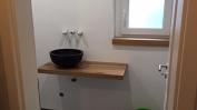 Solid Oak Wash Basin Countertop Solid Wood &