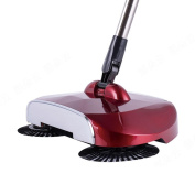X & Y Hand Push Broom Mop Not Charged Sweeping Machine