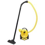 Bestron Amigo Vacuum Cleaner, 1200 W, Yellow