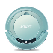 VBOT T270 Robot Vacuum Cleaner and Mop, Entry Level Robotic Vacuum Cleaner with Dust Paper for Dry Mopping