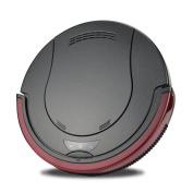 VBOT GVR550E Ultra Slim Robot Vacuum Cleaner with Self-Charging, Remote Contrl & Scheduled Clean