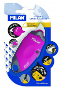 Milan BWM10337 Blister with Cutter Blade Ceramic