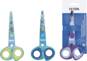 Heyda 204889542 Scissors with Animal Motif 14 cm with Soft Touch Inlay)