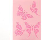A5 Butterfly Stencil for Crafts | Craft Cutting Tools