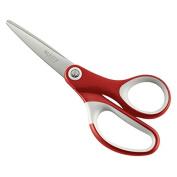 Leitz Wow Ergonomic Office Scissors 150 mm, Red