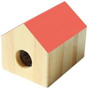 Doiy House Sharpener - red colour