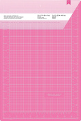 Pink Double-Sided Self-Healing Cutting Mat 30cm x 46cm -