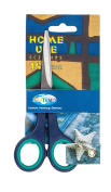 CENTRUM 140 mm Rubber Insert Scissor - Green