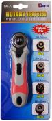 Dafa 28 mm Safeguard Sof Grip Rotary Cutter