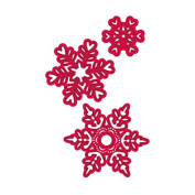 Fresh Snow - Cutting and Embossing Stencils Dies - Crafts Too