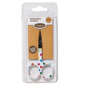 Creations by Korbond Printed Embroidery Scissors, Multi-Colour