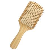 Professional Handmade wood Hair Brush Anti Static Detangling Massage Hair Comb
