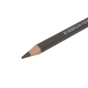 Eyebrow Pencil And Brush 2in1 Beauty Cosmetics Natural Lasting Waterproof Anti-fade Coffee