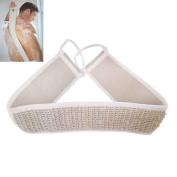 Rubbing Towel Natural Loofah Cotton and Linen Exfoliating Massage Brush Rubbing Towel Xuanhemen
