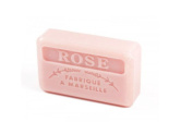 Authentic SAVON DE MARSEILLE French Soap ROSE Made in France 125 g
