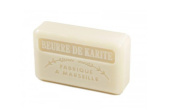 Authentic SAVON DE MARSEILLE French Soap SHEA BUTTER (Karite) Made in France 125 g