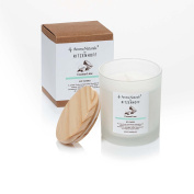 Ritzenhoff Aroma Naturals | Nature Scented Candle Ø 80 mm H 90 mm | Coconut Lime