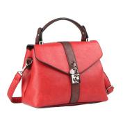 Women's PU Leather Handbags Purse Shoulder Bags Tote Bags