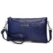 PU Leather Wristlet Women's Wallets Clutches Shoulder bag Messenger bag