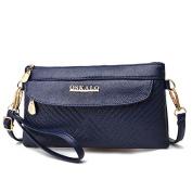 Women's shoulder bag Wristlets PU leather Wallets Purse Clutches Messenger bag
