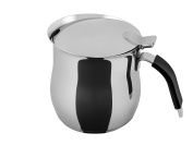 Officine Standard 8448 Percolator, Stainless Steel, Silver