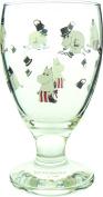 Moomin Characters juice glass Moomin Papa Moomin Mama 540 143