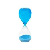 Sand Clock 15 minutes Blue