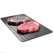 UPXIANG Hot Fast Defrosting Tray, The Safest Way to Defrost Meat or Frozen Food, No Electricity, No Chemicals, No Microwave