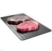 XXYsm Fast Defrosting Tray Kitchen The Safest Way to Defrost Meat Or Frozen Food