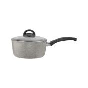 Ballarini Parma Forged Aluminium 2.6l Nonstick Saucepan with Lid