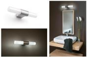 HOHE SHOP/ Bedroom modern minimalist bathroom mirror lights waterproof LED