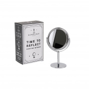 CGB Giftware Dapper Chap Time To Reflect Shaving Mirror (One Size)