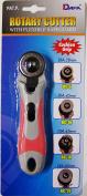 EZ Quilting Dafa Safeguard Sof Grip Rotary Cutter, 28mm