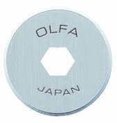 OLFA Extra Small Rotary Cutter Replacement Blade