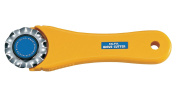 Olfa WAC-2 – Rotary Cutter 45 mm with Wavy Blade